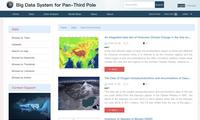 The website platform for Big Data System of Pan-Third Pole will be officially launched