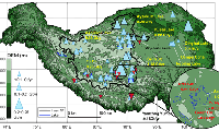 High-temporal-resolution Water Level and Storage Change Datasets for Lakes on the Tibetan Plateau Published
