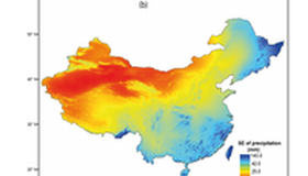 Six Years of High-resolution Monthly Air Temperature and Precipitation Dataset for China Published