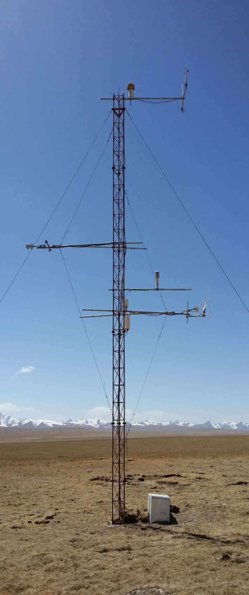 HiWATER: Dataset of hydrometeorological observation network (automatic weather station of Dashalong station, 2015)