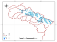 Inventory dataset of glacial lakes in Himachal Pradesh, India (2004)