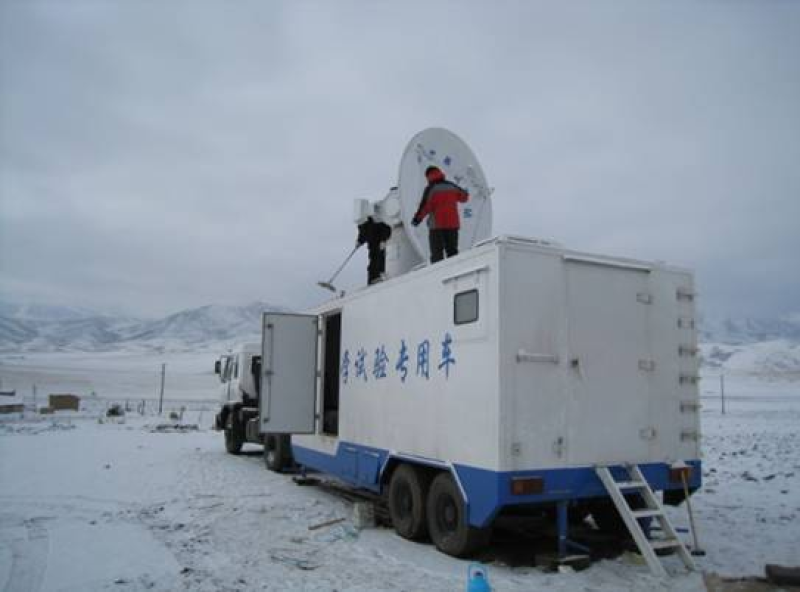 WATER: Dataset of the truck-mounted dual polarized doppler radar observations in the cold region hydrology experiment area