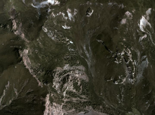 HiWATER: Airborne CCD image data in Tianlaochi Catchment