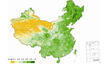 Long-term serial GIMMS vegetation index dataset in China (1981-2006)