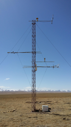 Qilian Mountains integrated observatory network: Dataset of Heihe integrated observatory network (eddy covariance system of Dashalong station, 2018)