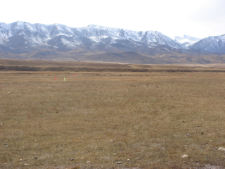 WATER: Dataset of ground truth measurements synchronizing with Envisat ASAR in the E'bao foci experimental area on Oct. 18, 2007 during the pre-observation period