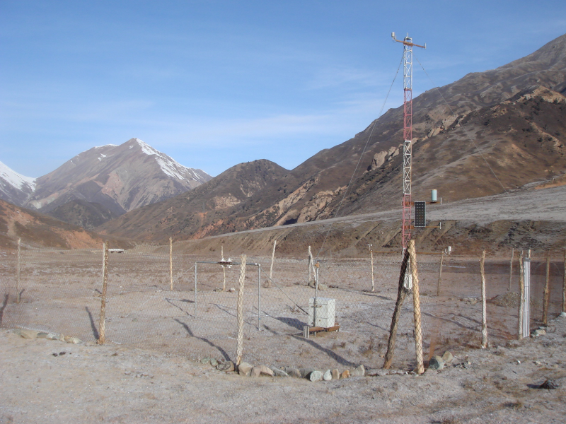 WATER: Dataset of automatic meteorological observations at the Binggou cold region hydrometerological station (2007-2009)