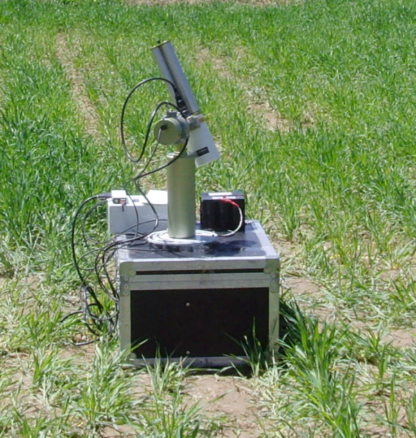 WATER: Dateset of sun photometer observations in the Biandukou foci experimental area on Mar, 2008