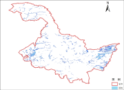 1:1 million wetland data of Heilongjiang Province (2000)