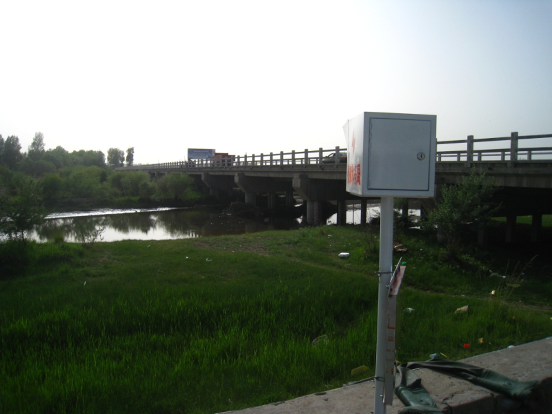 HiWATER: Dataset of hydrometeorological observation network (No.2 runoff observation system of 312 bridge on the Heihe River, 2014)