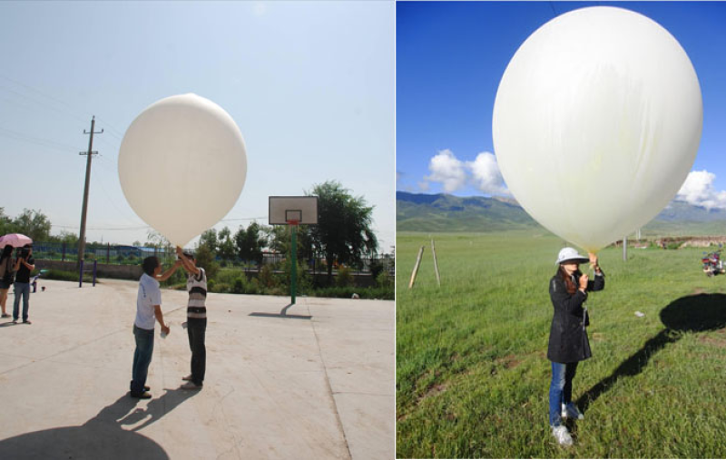 HiWATER: Dataset of GPS radiosonde sounding observations in the middle and upper reaches of the Heihe River Basin in 2012