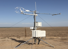 HiWATER: The multi-scale observation experiment on evapotranspiration over heterogeneous land surfaces (MUSOEXE-12)-dataset of flux observation matrix (eddy covariance system of Huazhaizi desert station)