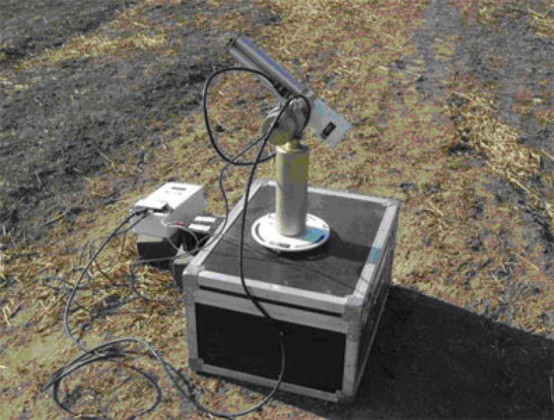 WATER: Dataset of sun photometer observations in the Yingke oasis and Huazhaizi desert steppe foci experimental areas