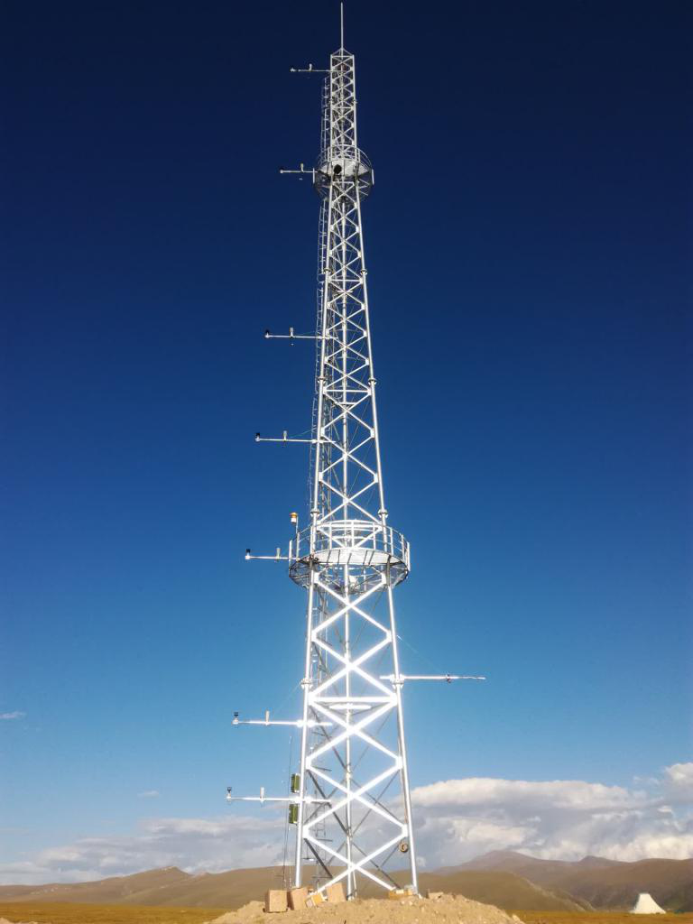 Qilian Mountains integrated observatory network: Dataset of Qinghai Lake integrated observatory network (eddy covariance system of Alpine meadow and grassland ecosystem Superstation, 2019)