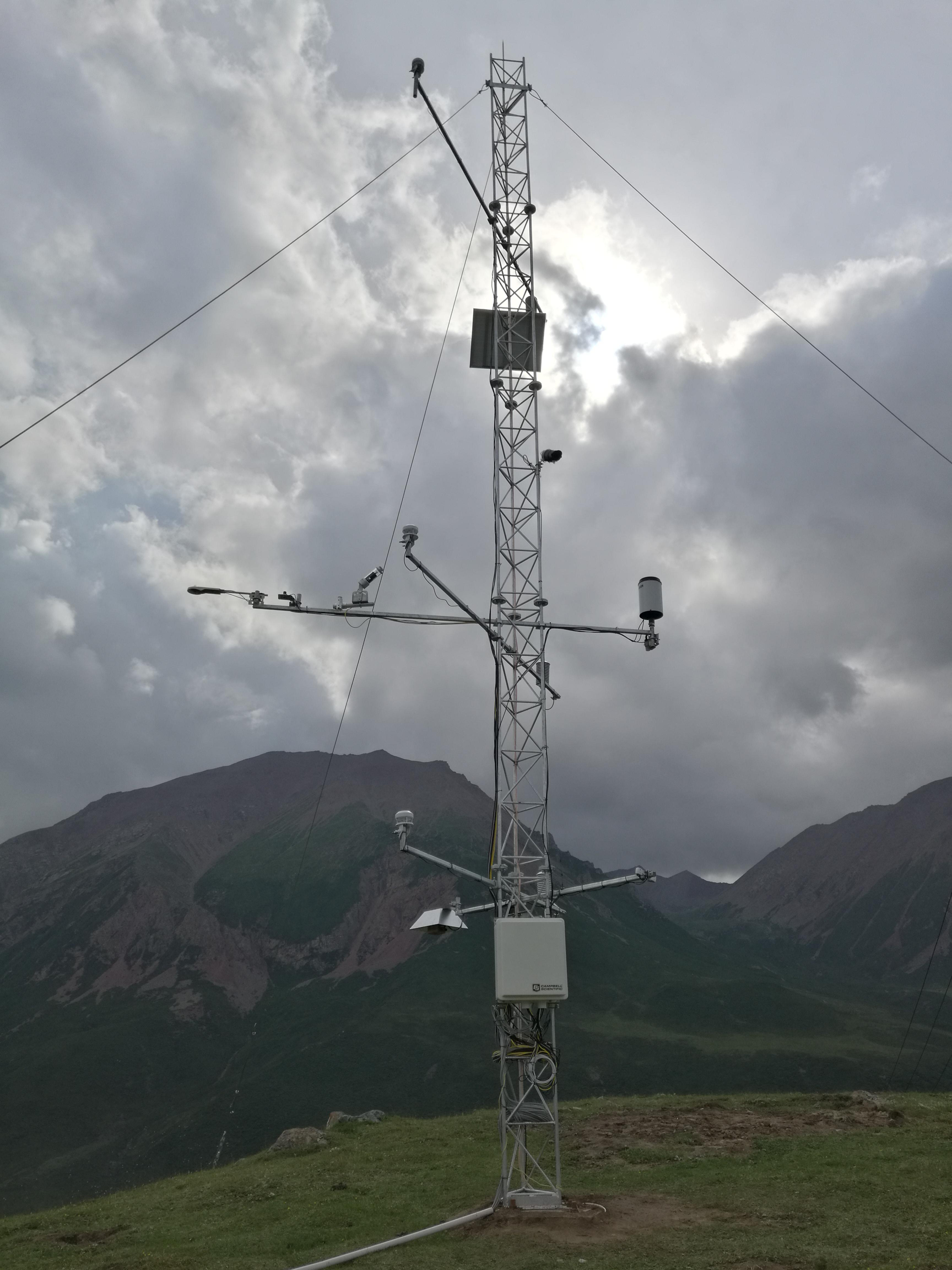 Qilian Mountains integrated observatory network: Dataset of Shiyanghe integrated observatory network (Phenology camera observation data set of Xiyinghe Station, 2019)