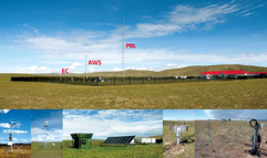 Dataset of meteorological elements of Nagqu Station of Plateau Climate and Environment (2014-2017)
