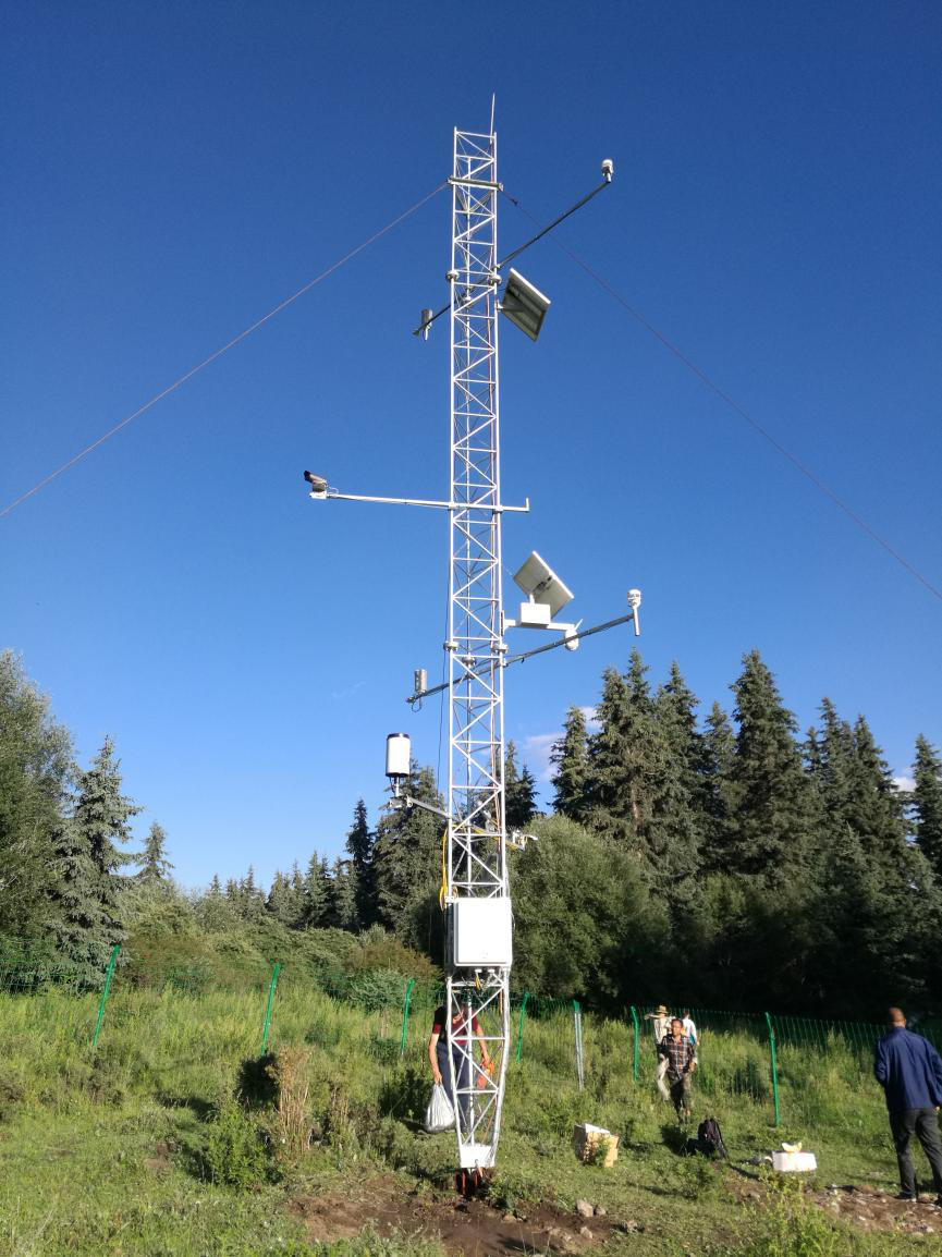 Cold and Arid Research Network of Lanzhou university (an observation system of Meteorological elements gradient of Liancheng Station, 2019)