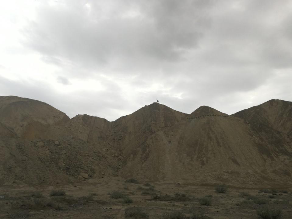 Stratigraphic columns of Early Cretaceous East Xiagou and Changma outcrops in Jiuquan district, Gansu Province.