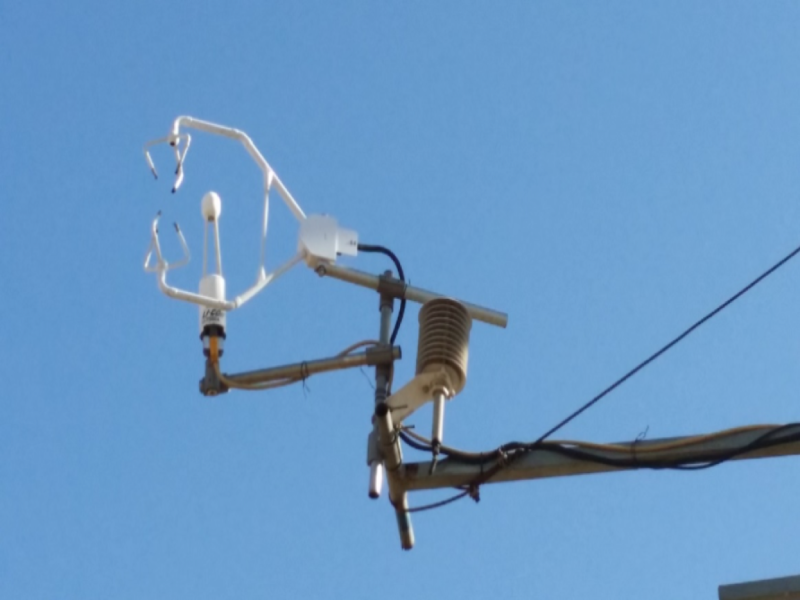 Multi-scale surface flux and meteorological elements observation dataset in the Haihe River Basin (Huailai station-eddy covariance system-10m tower, 2015)