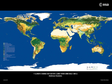 Global ESA CCI land cover classification map (1992-2015)