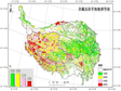 Agricultural land sensitivity classification map of Qinghai Tibet Plateau (2015)