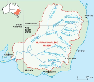 Thematic analysis data of Murray Darling basin Research in Australia (1912-2012)