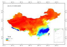 1-km monthly precipitation dataset for China (1901-2017)