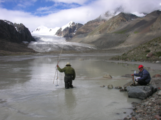 Observation Data from Glacier and Hydrological Stations in the Parlung Zangbo River Basin in Southeastern Tibet (2007-2008)