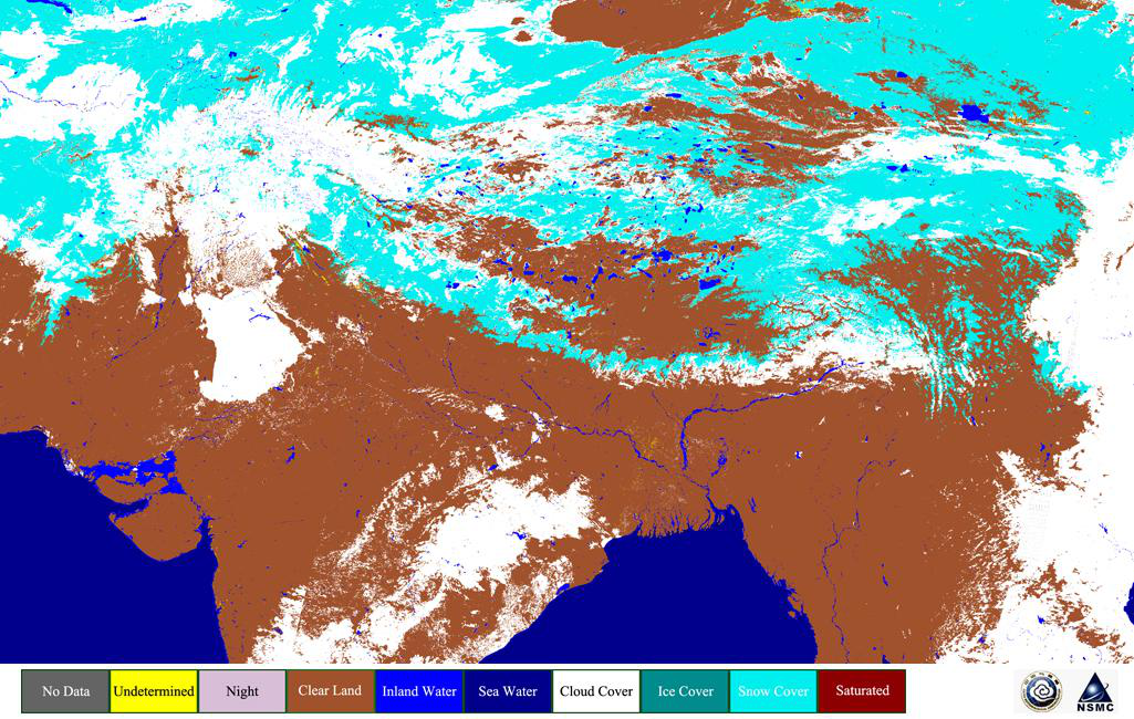 Snow cover dataset based on optical instrument remote sensing with 1km spatial resolution on the Qinghai-Tibet Plateau (1989-2018)