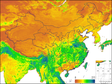 Long time series vegetation index data set of spot & vegetation in China (1998-2007)