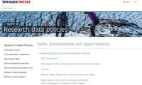 National Tibetan Plateau / Third Pole Environment Data Center Named Recommended Repository