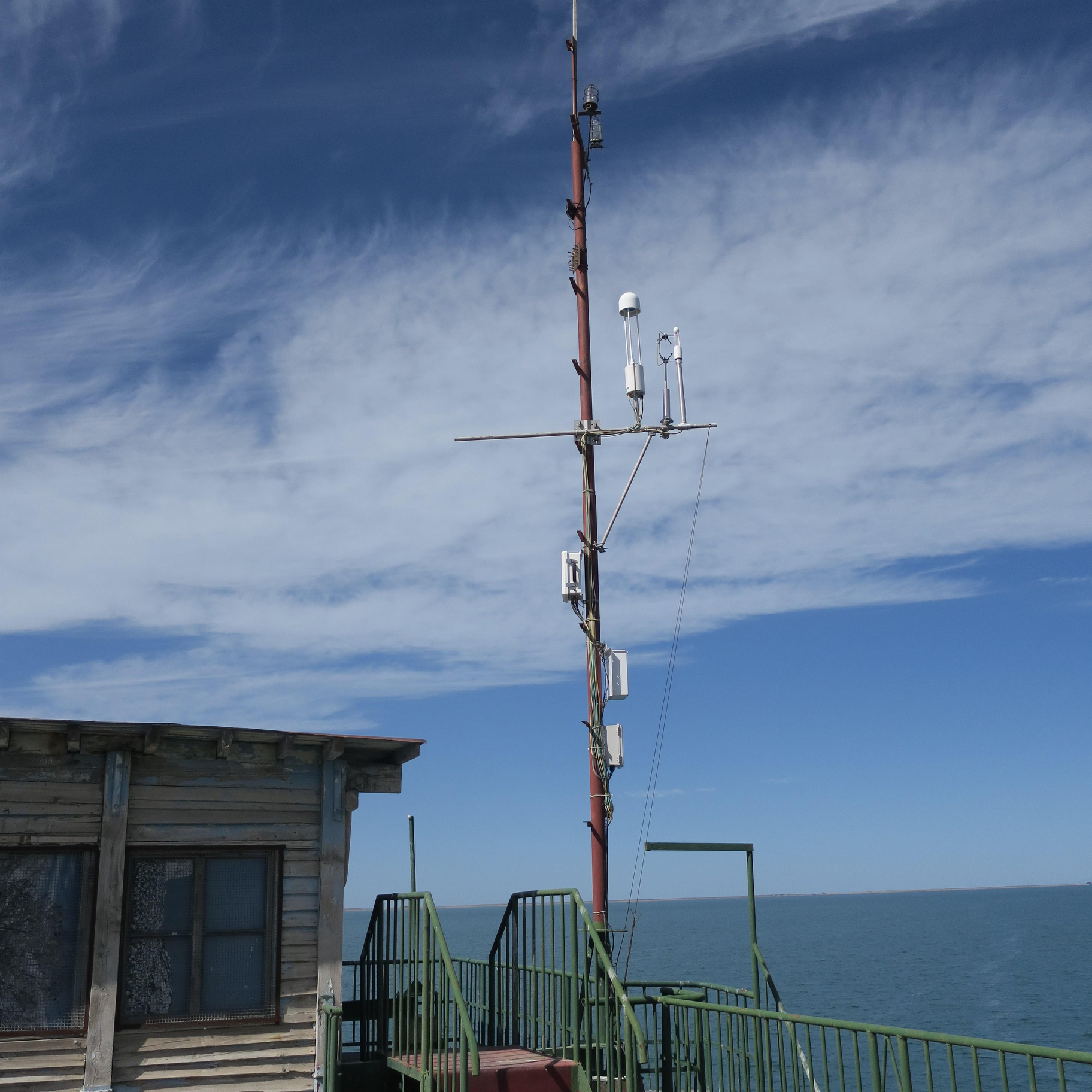 Qilian Mountains integrated observatory network: Dataset of Qinghai Lake integrated observatory network (eddy covariance system of Yulei station on Qinghai lake, 2018)