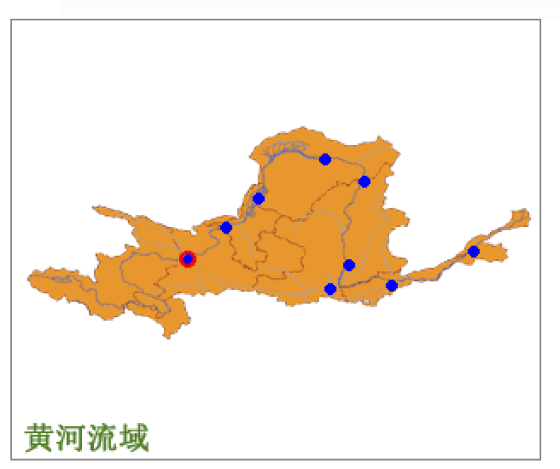 Monitoring dataset of Gansu water quality automatic station (2012-2014)