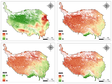 1km grid data set of ecological vulnerability in agricultural and pastoral areas of Qinghai Tibet Plateau