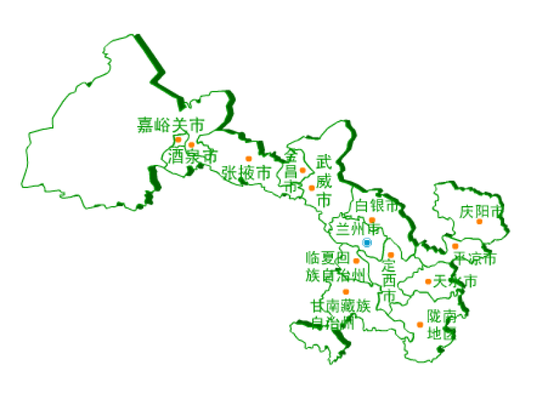 Dataset of Gansu urban air quality daily (2012-2014)
