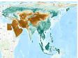 Ecological environment dataset of the Pan-third Pole region (2000-2015)