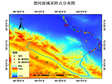 Modern pollen data in the midstream of the Heihe River Basin