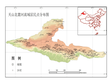 The resident site distribution dataset of the north slope of Tianshan River Basin (2000)