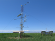 Qilian Mountains integrated observatory network: Dataset of Heihe integrated observatory network (automatic weather station of Zhangye wetland station, 2019)