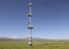 Qilian Mountains integrated observatory network: Dataset of Heihe integrated observatory network (an observation system of Meteorological elements gradient of A'rou Superstation, 2019)