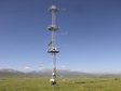 Observation of water and heat flux in alpine meadow ecosystem——an observation system of Meteorological elements gradient of A'rou Superstation, 2015-2017