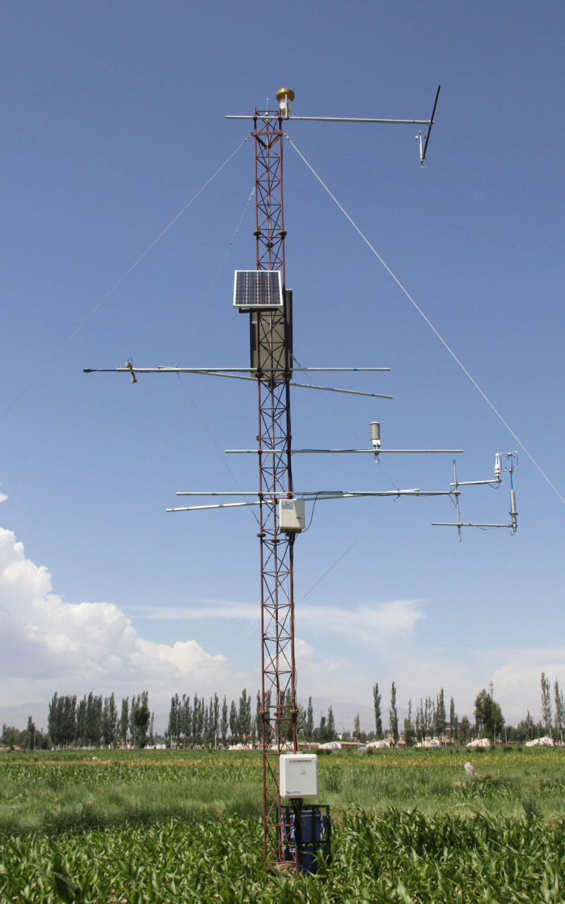 HiWATER: The multi-scale Observation experiment on evapotranspiration over heterogeneous land surfaces (MUSOEXE-12)-Dataset of flux observation matrix (No.16 eddy covariance system) (2012)