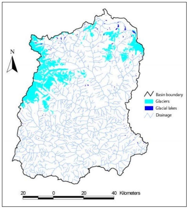 Inventory dataset of glacial lakes in the Sikkim Region, India (2000)