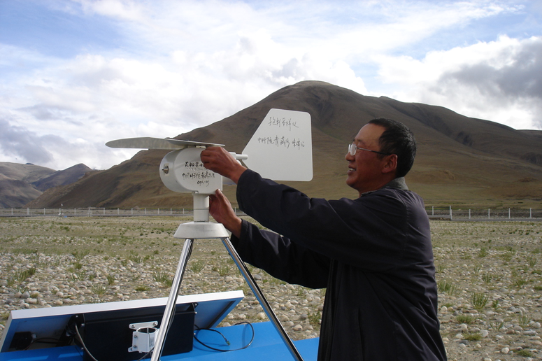 Airborne pollen data at the Qomolangma Station (2011-2013)