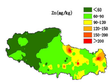 Dataset of concentrations of mercury (Hg) in the soil of the southern Tibetan Plateau(2007-2009)