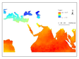 Sea surface temperature (SST)  dataset of the sea area along the Blet and Road (1981-2016)