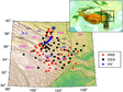 S receiver functions of the Northeastern Tibetan Plateau (2009-2016)