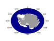 NSIDC Antarctic sea ice dataset (1978-2017)